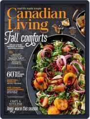 Canadian Living (Digital) Subscription November 1st, 2019 Issue