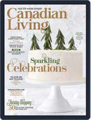 Canadian Living (Digital) Subscription December 1st, 2019 Issue