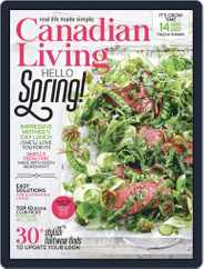 Canadian Living (Digital) Subscription May 1st, 2020 Issue