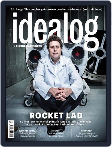 Idealog June 25th, 2015 Digital Back Issue Cover