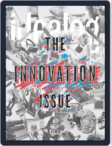 Idealog October 1st, 2016 Digital Back Issue Cover