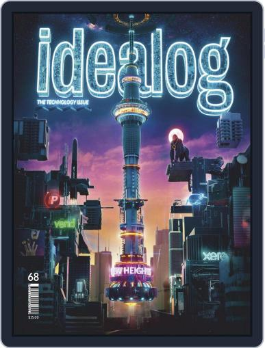Idealog July 16th, 2018 Digital Back Issue Cover