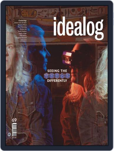 Idealog November 23rd, 2018 Digital Back Issue Cover