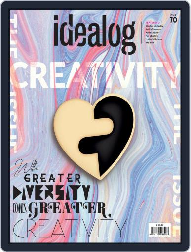 Idealog April 8th, 2019 Digital Back Issue Cover
