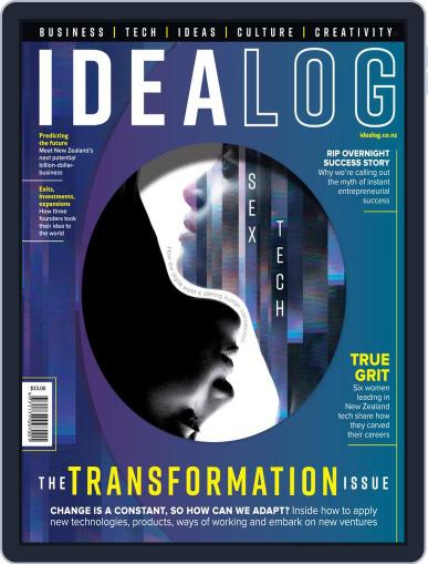 Idealog July 26th, 2019 Digital Back Issue Cover