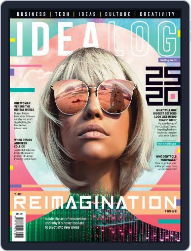 Idealog November 14th, 2019 Digital Back Issue Cover