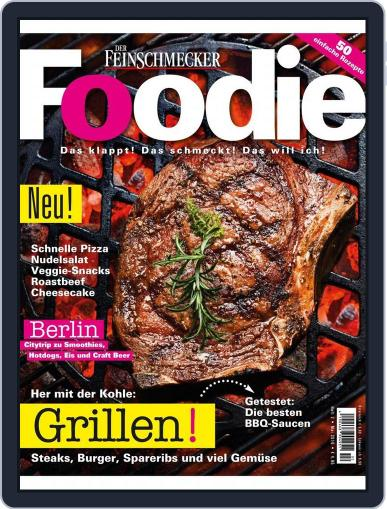 FOODIE May 18th, 2016 Digital Back Issue Cover