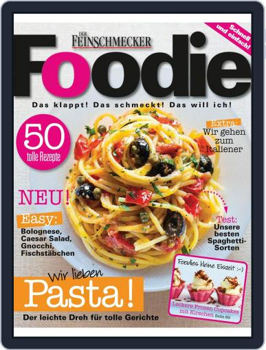 FOODIE August 16th, 2016 Digital Back Issue Cover