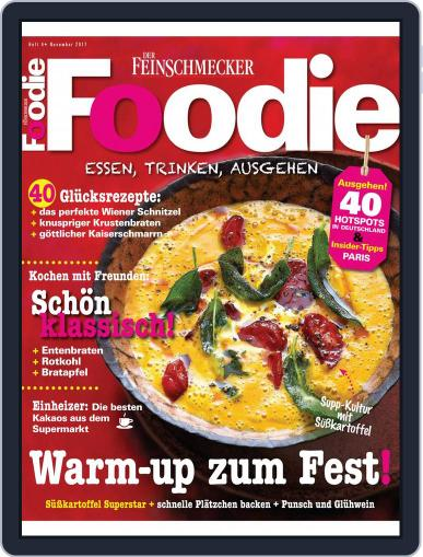 FOODIE November 1st, 2017 Digital Back Issue Cover