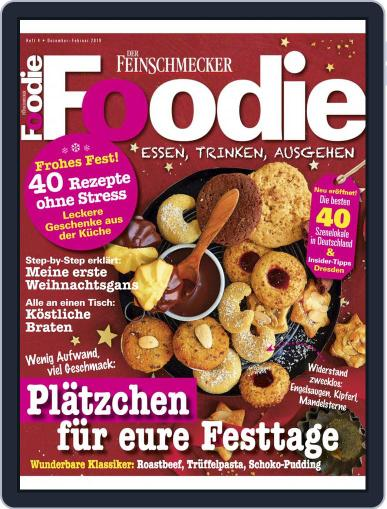 FOODIE December 1st, 2018 Digital Back Issue Cover