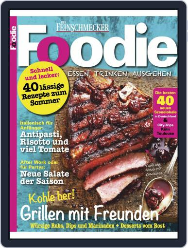 FOODIE June 1st, 2019 Digital Back Issue Cover