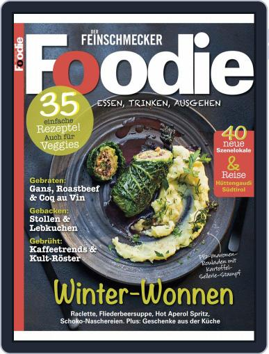 FOODIE December 1st, 2019 Digital Back Issue Cover