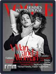Vogue hommes English Version (Digital) Subscription September 13th, 2012 Issue