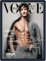 Vogue hommes English Version (Digital) Subscription March 20th, 2013 Issue