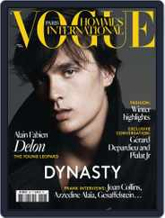 Vogue hommes English Version (Digital) Subscription September 10th, 2013 Issue