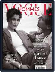 Vogue hommes English Version (Digital) Subscription September 16th, 2015 Issue