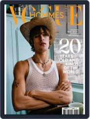 Vogue hommes English Version (Digital) Subscription March 1st, 2020 Issue