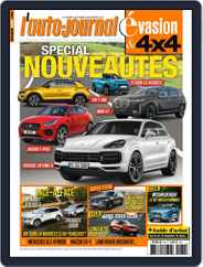 L'Auto-Journal 4x4 (Digital) Subscription October 1st, 2017 Issue