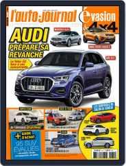 L'Auto-Journal 4x4 (Digital) Subscription April 1st, 2018 Issue