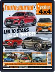 L'Auto-Journal 4x4 (Digital) Subscription October 1st, 2019 Issue