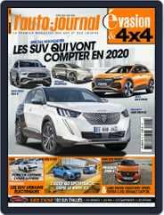 L'Auto-Journal 4x4 (Digital) Subscription April 1st, 2020 Issue