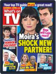 What's on TV (Digital) Subscription March 28th, 2020 Issue