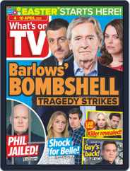 What's on TV (Digital) Subscription April 4th, 2020 Issue