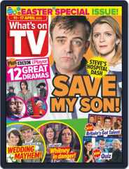 What's on TV (Digital) Subscription April 11th, 2020 Issue