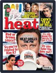 Heat (Digital) Subscription April 1st, 2015 Issue