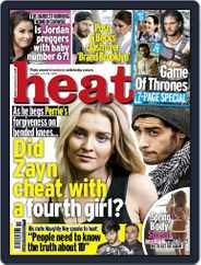 Heat (Digital) Subscription April 11th, 2015 Issue