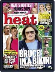 Heat (Digital) Subscription May 2nd, 2015 Issue
