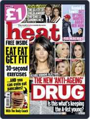 Heat (Digital) Subscription June 6th, 2015 Issue