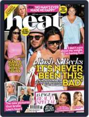 Heat (Digital) Subscription September 8th, 2018 Issue