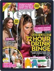 Heat (Digital) Subscription October 20th, 2018 Issue