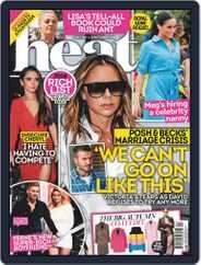 Heat (Digital) Subscription November 3rd, 2018 Issue