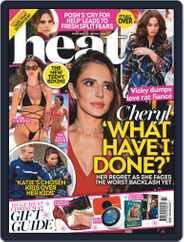 Heat (Digital) Subscription November 24th, 2018 Issue