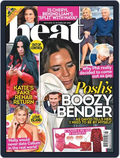 Heat February 15th, 2020 Digital Back Issue Cover