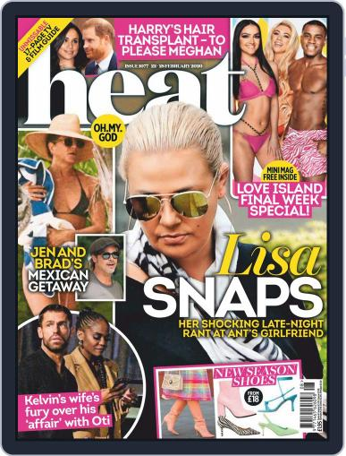 Heat February 22nd, 2020 Digital Back Issue Cover
