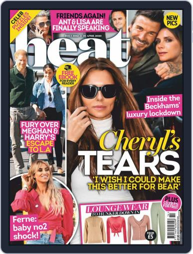 Heat April 4th, 2020 Digital Back Issue Cover