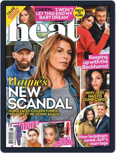 Heat April 18th, 2020 Digital Back Issue Cover