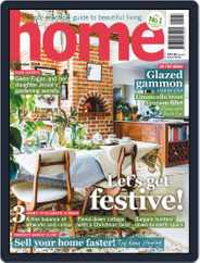 Home (Digital) Subscription December 1st, 2019 Issue