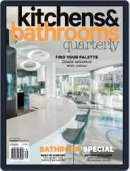 Kitchens & Bathrooms Quarterly (Digital) Subscription September 1st, 2017 Issue
