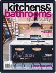 Kitchens & Bathrooms Quarterly (Digital) Subscription December 1st, 2018 Issue