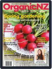 Organic NZ (Digital) Subscription September 1st, 2018 Issue