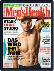 Men's Health Deutschland (Digital) Subscription January 1st, 2019 Issue