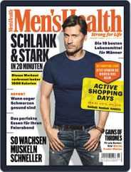 Men's Health Deutschland (Digital) Subscription May 1st, 2019 Issue