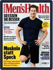 Men's Health Deutschland (Digital) Subscription December 1st, 2019 Issue