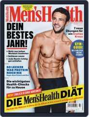 Men's Health Deutschland (Digital) Subscription January 1st, 2020 Issue