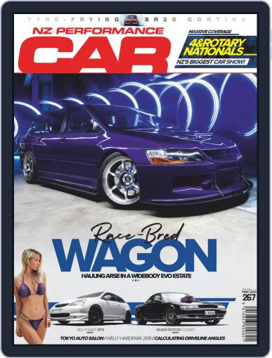 NZ Performance Car March 1st, 2019 Digital Back Issue Cover