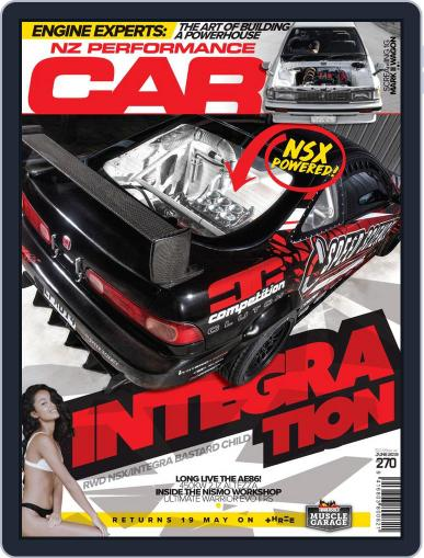NZ Performance Car June 1st, 2019 Digital Back Issue Cover